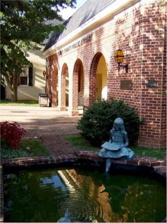 June 11, 2016   Summer Library Tour   Warrenton Library   4pm