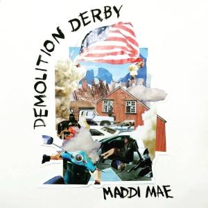 Demolition Derby Cover Bigger