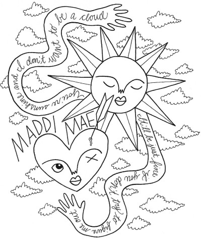 Drawing for Shirt - MMH